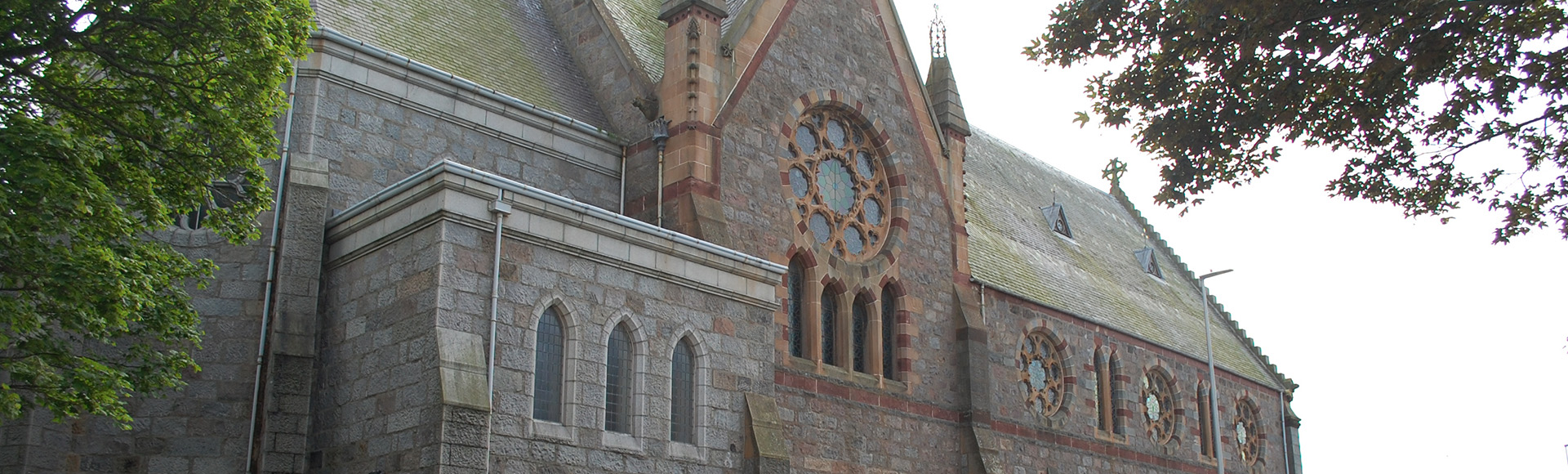 The History of St Mary's Carden Place