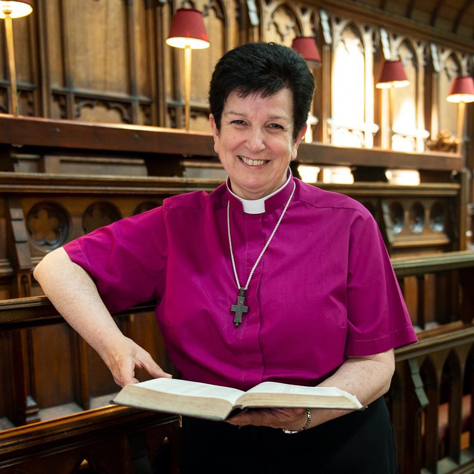 Bishop Anne Dyer