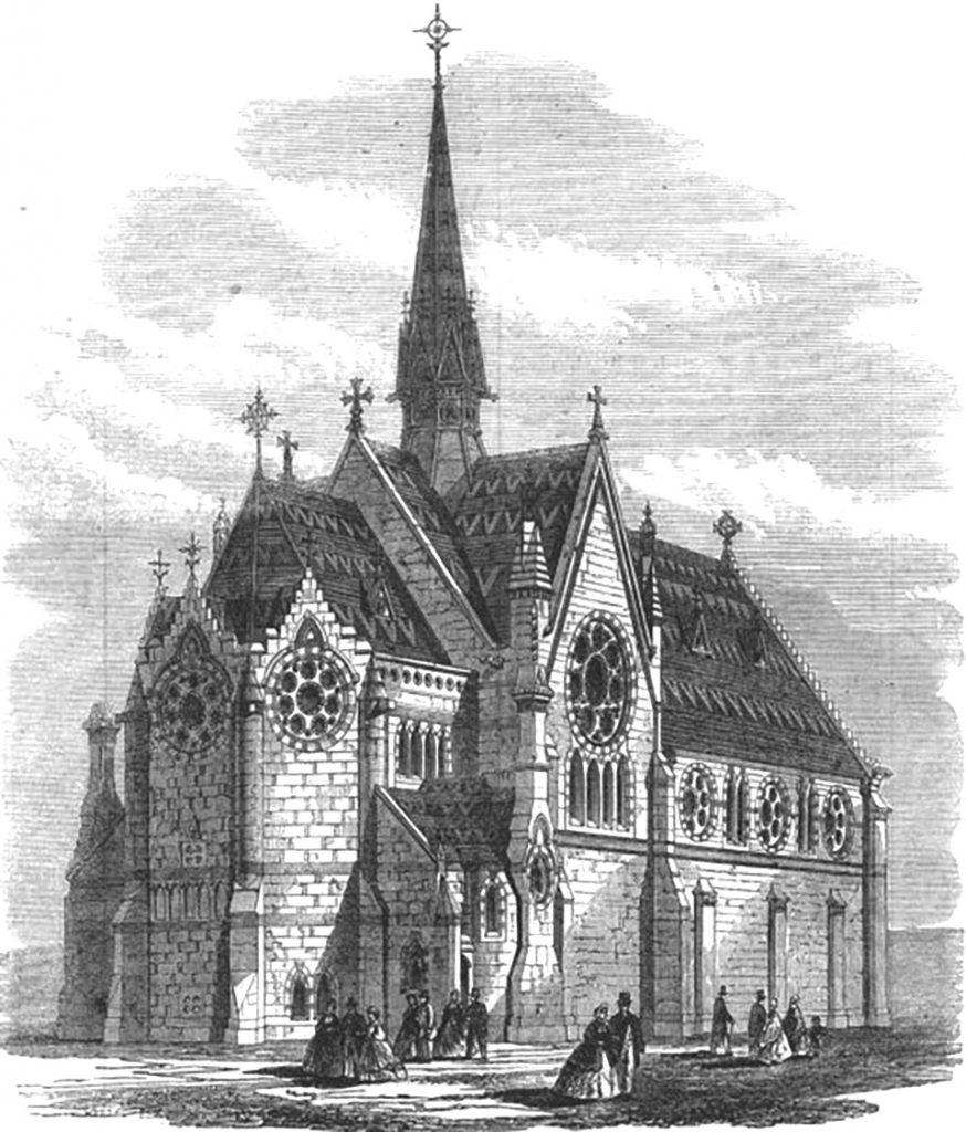 St Marys - 1864