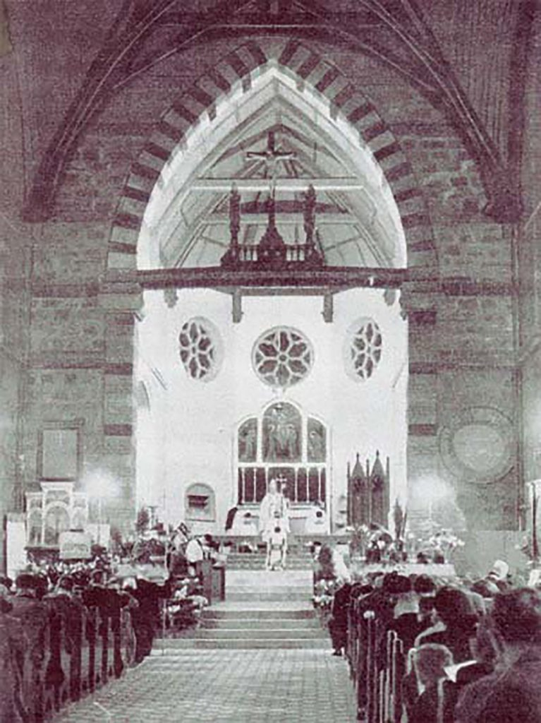 St Marys Interior