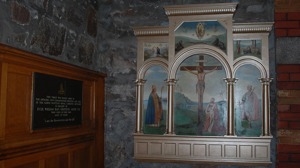 Worship at St Mary's